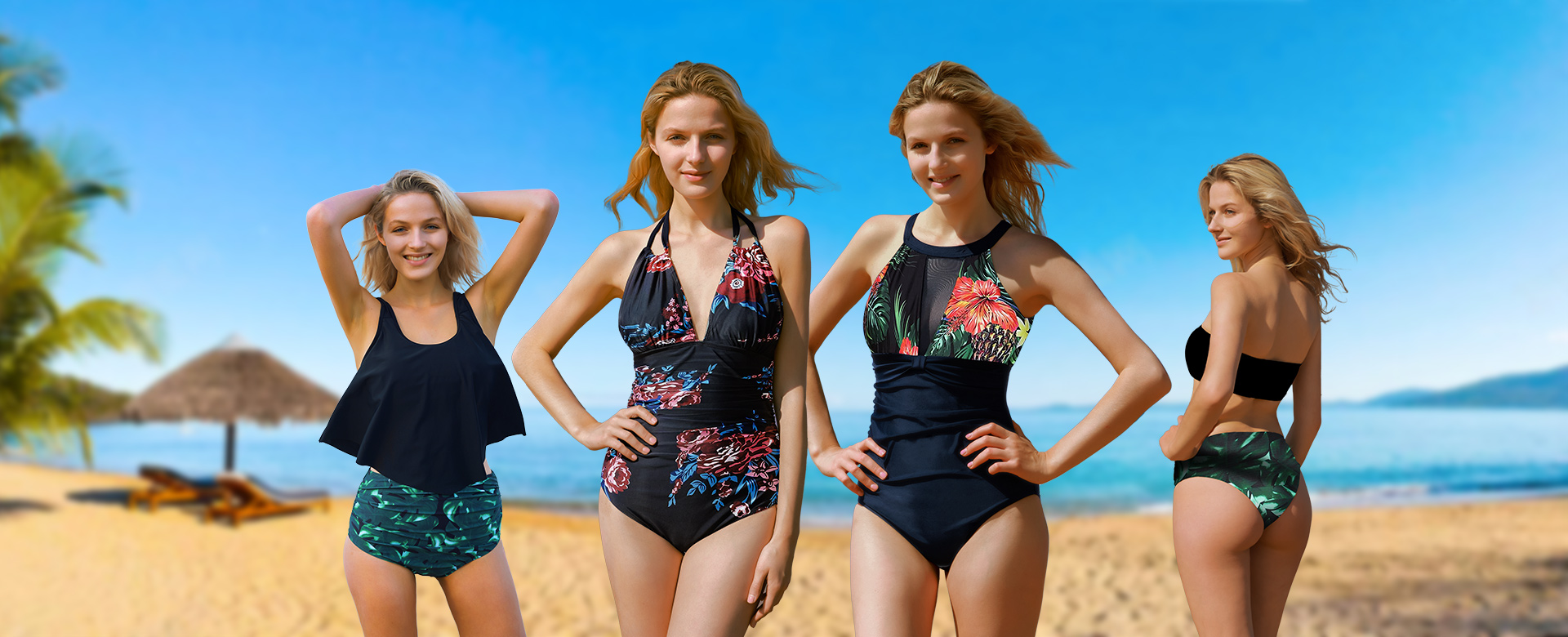 BEST SWIMSUITS FOR YOUR BEACH TIME