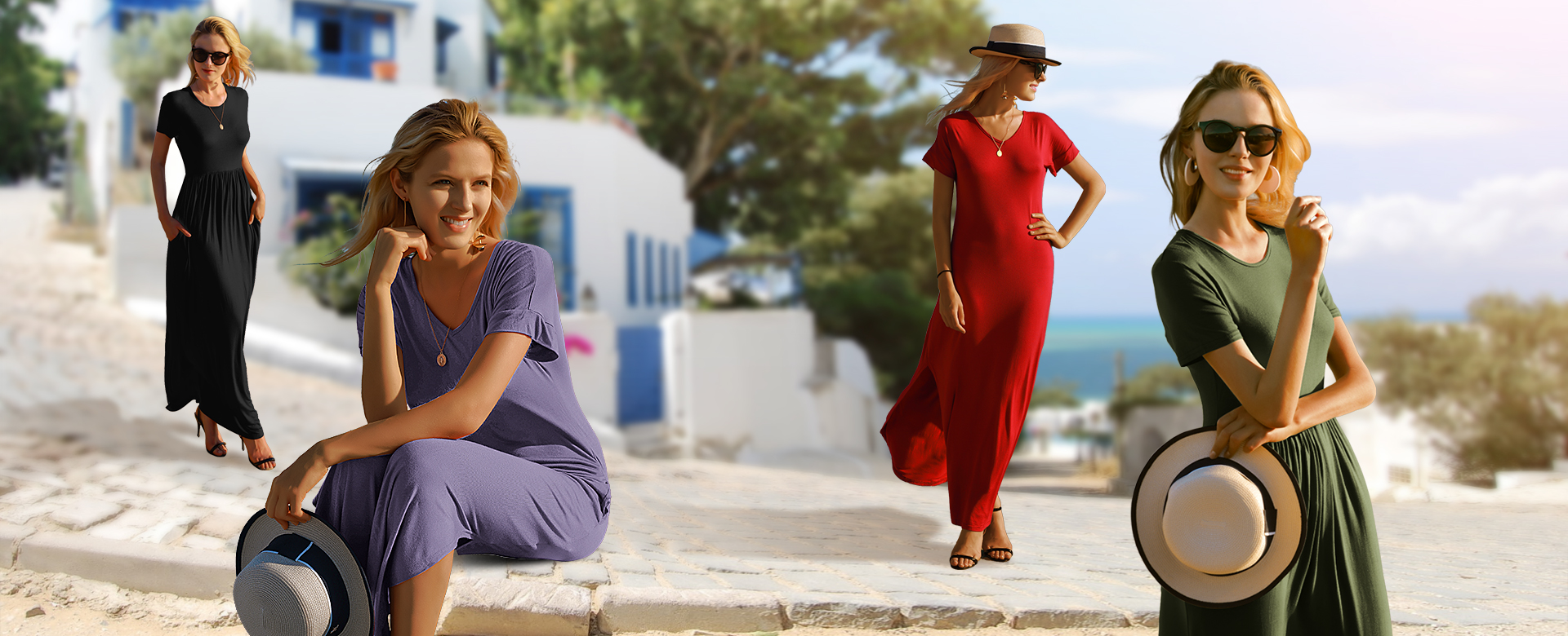 EVERYTHING YOU NEED TO KONW ABOUT MAXI DRESS
