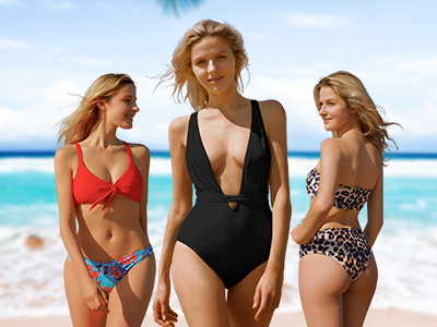 Sexy Swimsuits for Your Careless Days